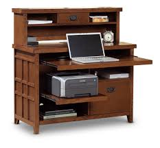 Secretary Style Computer Desk by Desks U2013 Computer And Writing Desks U2013 Hom Furniture