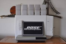 bose home theater systems bose lifestyle 30 series ii 5 1 home theater surround sound music