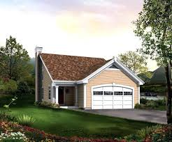 ranch style bungalow apartments small house plans with garage floor plans small