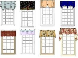 Modern Window Valance Styles Window Valance Ideas