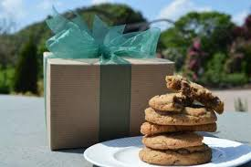 cookie gift boxes gift box of a dozen gourmet cookies