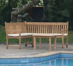 garden and park benches