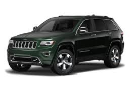 green jeep grand cherokee used 2015 jeep grand cherokee overland for sale in st louis mo