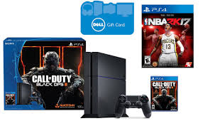 ps4 gift card ps4 bundle with free 75 gift card and nba 2k17