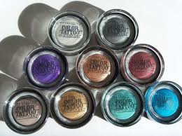maybelline eye studio color 24hr gel eye shadow reviews