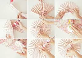 40 ways to decorate your home with paper crafts ways to decorate with paper homesthetics 19