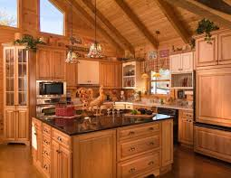 black kitchen cabinets in log cabin log cabin kitchens cabinets modern design from log cabin