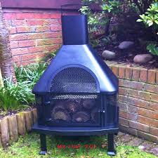 Sale Chiminea Kingfisher Log Burner Chiminea Bbq 109cm Height On Sale Fast