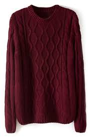 maroon sweater burgundy oversized sweater fashionista clothes
