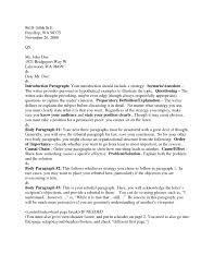what is the correct way to write a cover letter letter idea 2018