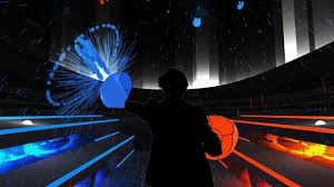 tension virtual reality the future has arrived come and have a audioshield