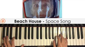 beach house space song piano cover patreon dedication 118