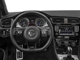 volkswagen golf 2017 interior 2017 volkswagen golf r price trims options specs photos