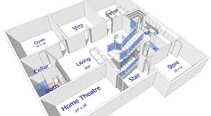 buy floor plan buy our 3 level steel frame home 3d floor plan next generation