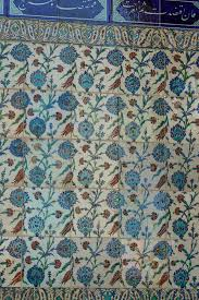 Ottoman Tiles Ottoman Tiles Stock Photo Image Of Pattern Decoration 69552042