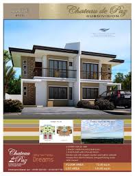 2 Bedroom Duplex Floor Plans by Kate Model A Modern Asian Architectural Designed 2 Storey Duplex