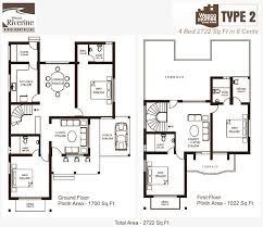 villa plans wexco homes villas apartments in kottayam riverine