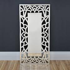 lavish art deco mirror modern wall mirror floor mirror