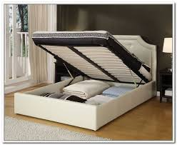 Beech Bed Frames Bed Frame King Size For Aspiration Beech Gas Lift Sleigh