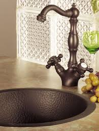 Copper Bar Sinks And Faucets Bar Sinks And Prep Sinks Kitchen Entertainment Trend