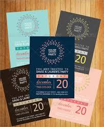 16 housewarming invitation templates psd vector eps