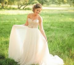 We Are In Love We Are Madly In Love With These Brand New Blush Wedding Gowns