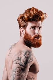 219 best for redheads beards images on pinterest beard tattoo