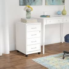 2 Drawer Rolling File Cabinet Rolling Filing Cabinets You U0027ll Love Wayfair