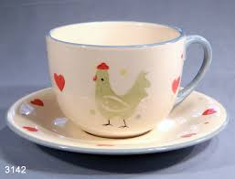 cup price price and kensington chicken pattern tea cup and saucer