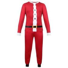 boys pj s santa claus pyjamas nightwear