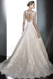 a line deep v neck lace wedding dress with appliques u2013 tirdresses