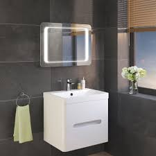 Demister Bathroom Mirrors by Bathroom Cabinets Discontinued El Formentera Led Sensor Switch