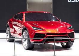 fastest lamborghini the lamborghini urus will be the world u0027s fastest suv maxim