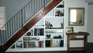 stairway wall mounted bookcase stair bookcase furniture stairway bookcase stairway bookshelves