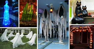 halloween home decor clearance outdoor halloween decorations diy halloween clearance decorations