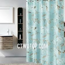 Shower Curtain For Sale Vintage Blue Floral Patterns Shower Curtain Sale