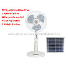 pedestal fan with remote china 18 inch emergency ac dc pedestal fan with remote controller on