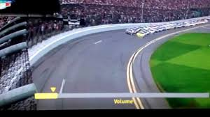 Racing Green Flag First Green Flag Of The 500 And Dw Boogity 2014 Youtube