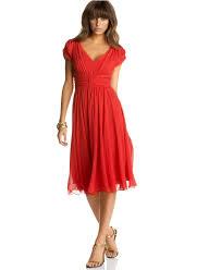 macy s dresses for wedding guests suzi chin dress silk chiffon empire waist womens