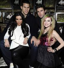 brody jenner and avril lavigne plus more early u002700s couples you
