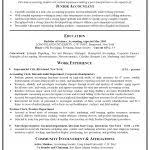 Professional Accounting Resume Templates Examples Of Resumes 87 Exciting Professional Resume Samples For
