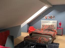 amenagement chambre sous pente déco chambre sous pente inspirations et amanager des combles a
