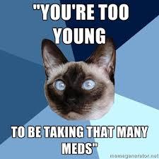 Alana Meme - friday 19 december 2014 meme images 皓 chronic illness cat
