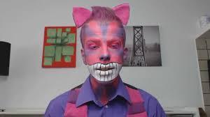 cheshire cat halloween costumes cheshire cat disney alice in wonderland make up tutorial