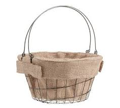Pottery Barn Baskets With Liners 52 Best Decor U0026 Pillows U003e Baskets Images On Pinterest Pottery