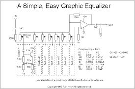 simple easy parametric circuit diagram world