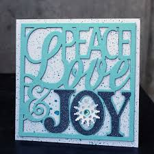 Arts And Crafts Christmas Cards - 133 best cards christmas sizzix images on pinterest xmas cards