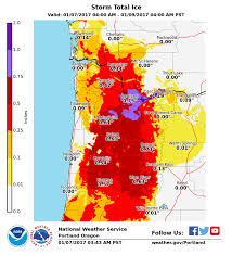 Portland Crime Map Winter Storm Expected To Last Into The Night For Willamette Valley
