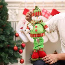 online shop 1pc kids christmas xmas dolls toys gift hanging craft