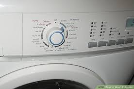 How To Wash A Polyester Comforter Can You Wash Dry Clean Only Polyester Curtains Integralbook Com